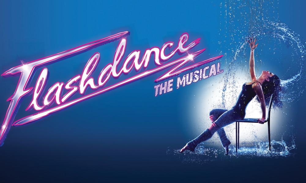 Lyric flashdance lyrics : Flashdance: The Musical Electrifies Thousand Oaks' Civic Arts ...