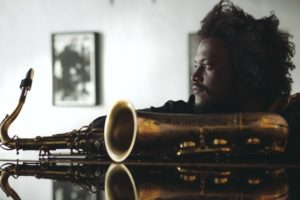 Tenor saxophonist Kamasi Washington will perform at the Segerstrom Hall on Saturday, October 8th. Photo courtesy of Segerstrom Center for the Arts