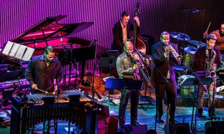 The SF Jazz Collective will take the stage on Friday, October 7th at the Segerstrom Hall in Costa Mesa, Calif. Photo courtesy of Jay Blakesberg