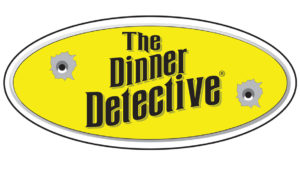 The Dinner Detective logo. Image credit: The Dinner Detective