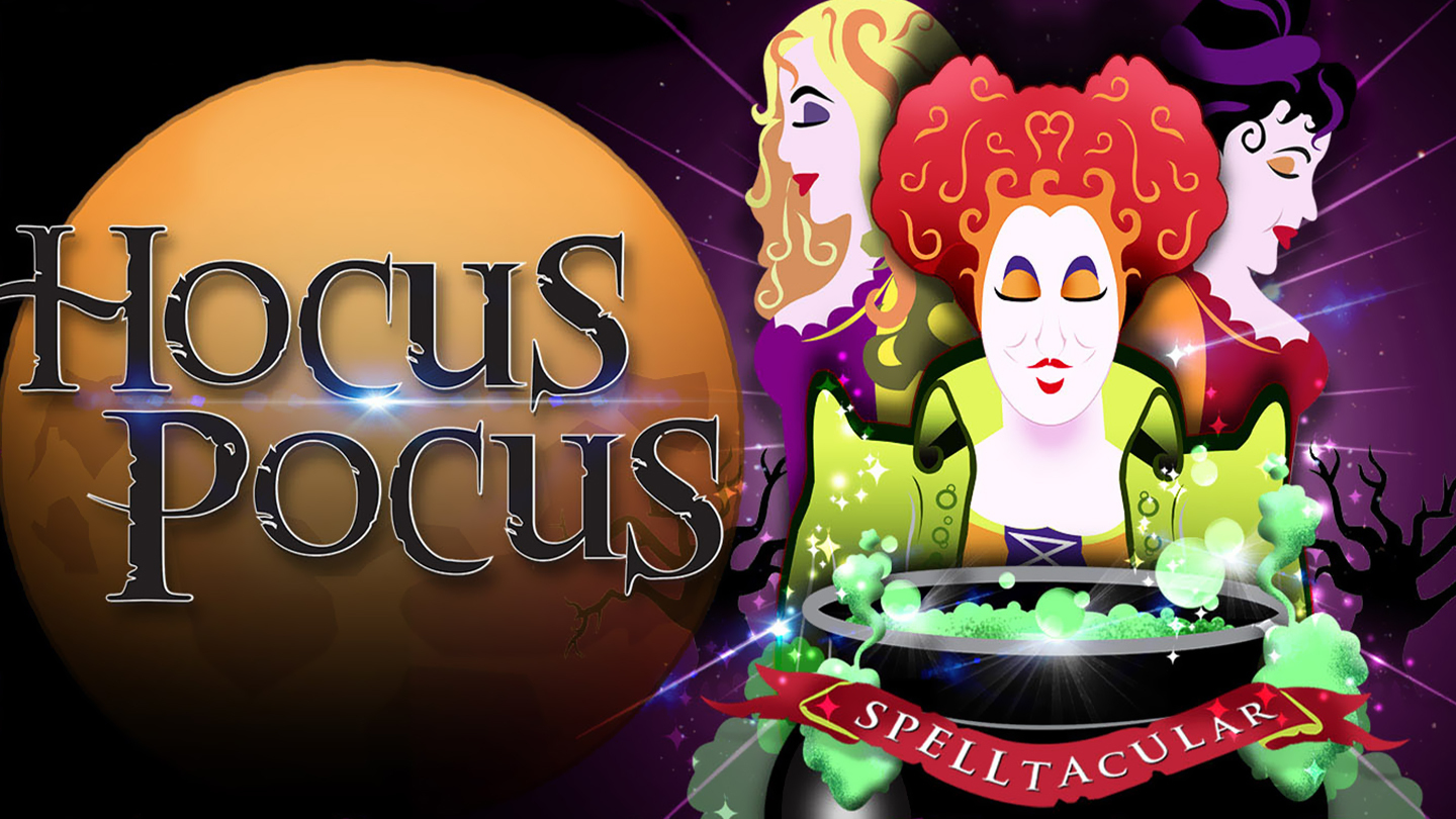 Rockwell S Hocus Pocus Is The Perfect Way To Celebrate