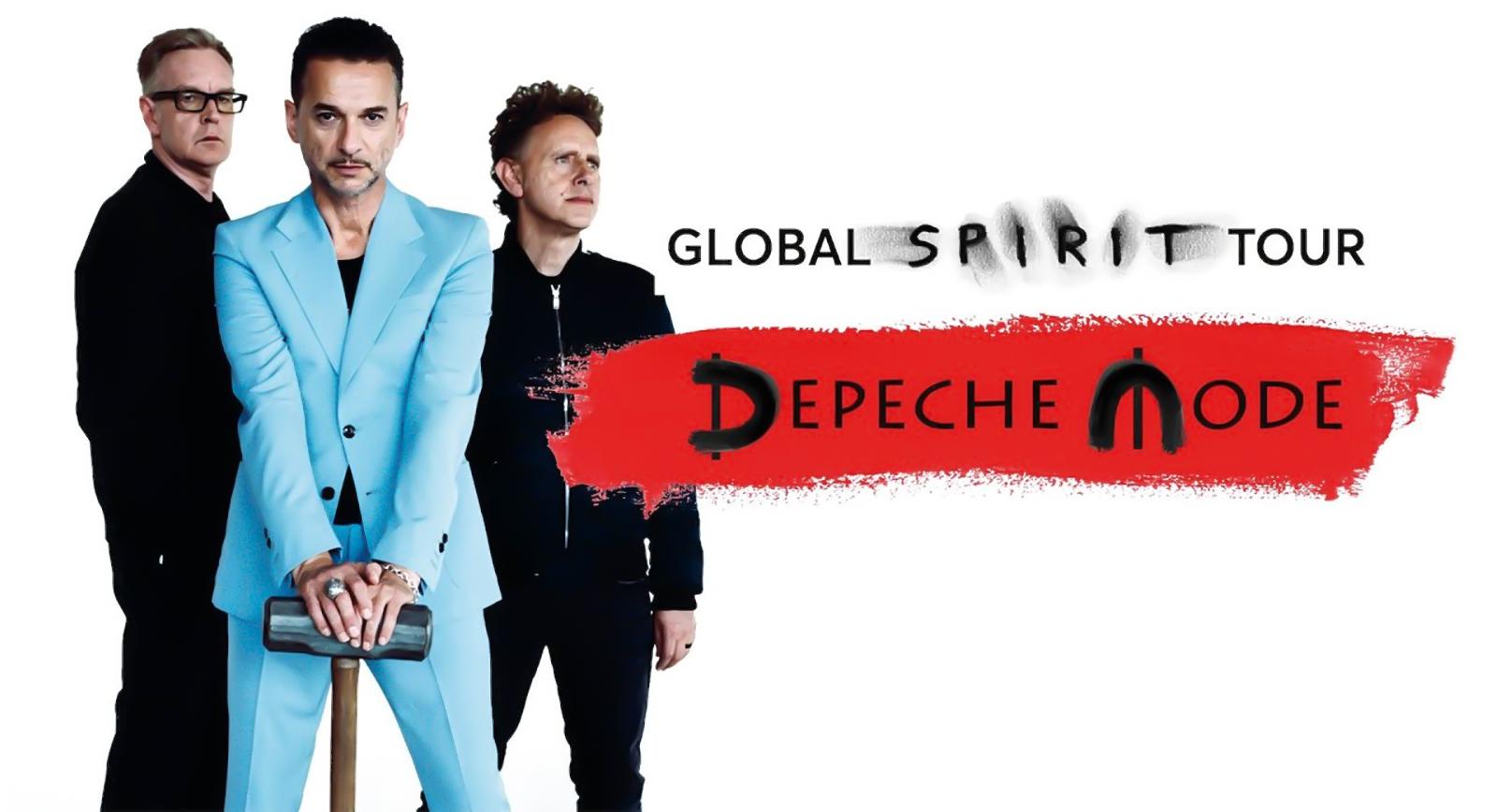 Depeche Mode Dazzles The Santa Barbara Bowl Laexcites Com