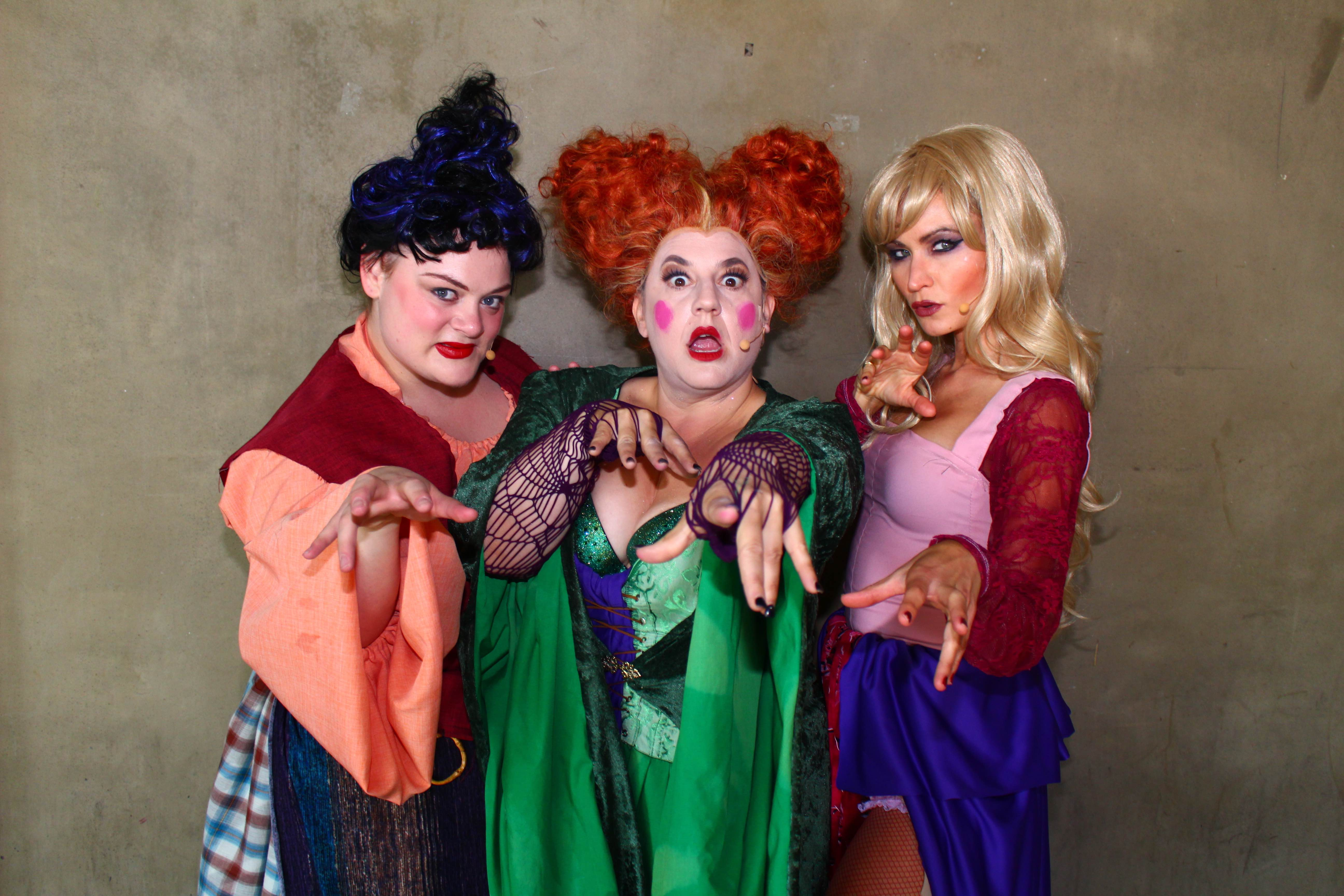 """The Unauthorized Musical Parody of Hocus Pocus"""
