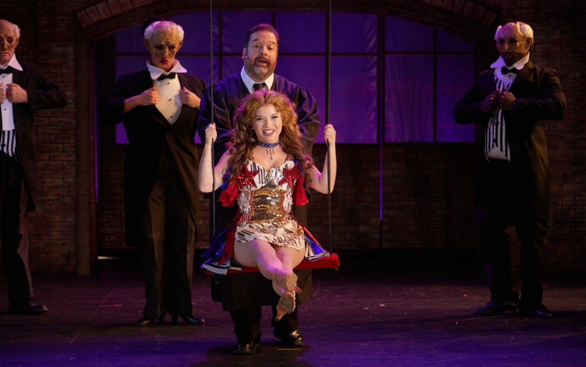 "Candlelight Pavilion's ""Ragtime: The Musical"""