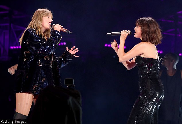 Taylor Swift's Reputation Stadium Tour at the Rose Bowl on May 19th