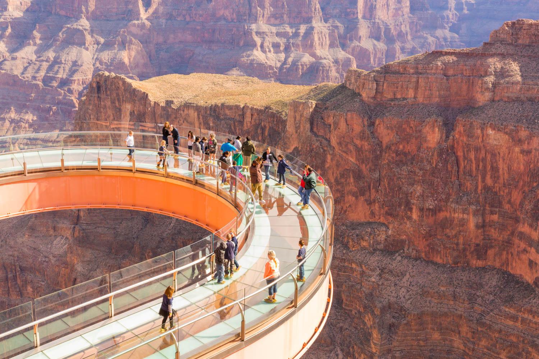 grand canyon destinations west rim trip is divine laexcites com