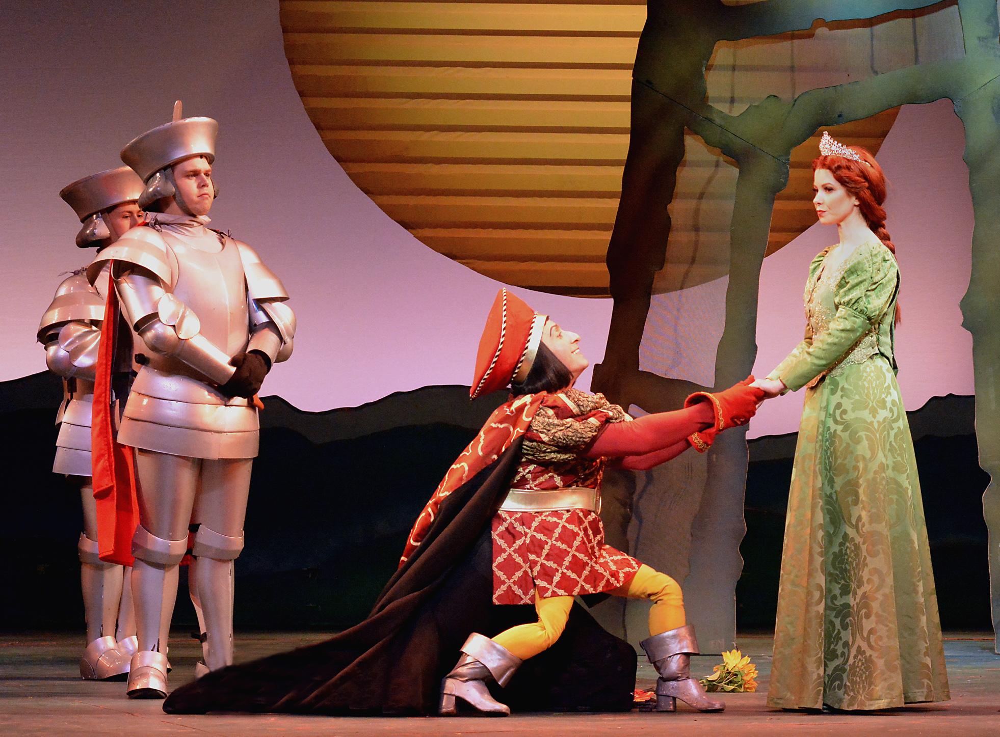 """""""Shrek The Musical"""""""