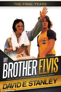 """David Stanley discusses the trials and tribulations of his step-brother Elvis Presley in """"My Brother Elvis,"""" which will be released on Aug. 16th."""