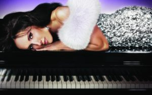 Deborah Silver started out as a classical pianist before adding singing to her repertoire of musical talent. Photo courtesy of Deborah Silver