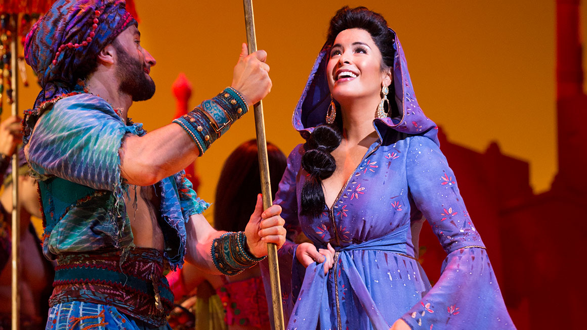 "Aladdin"" Preview Dazzles Ahead of Pantages Theatre Debut in"