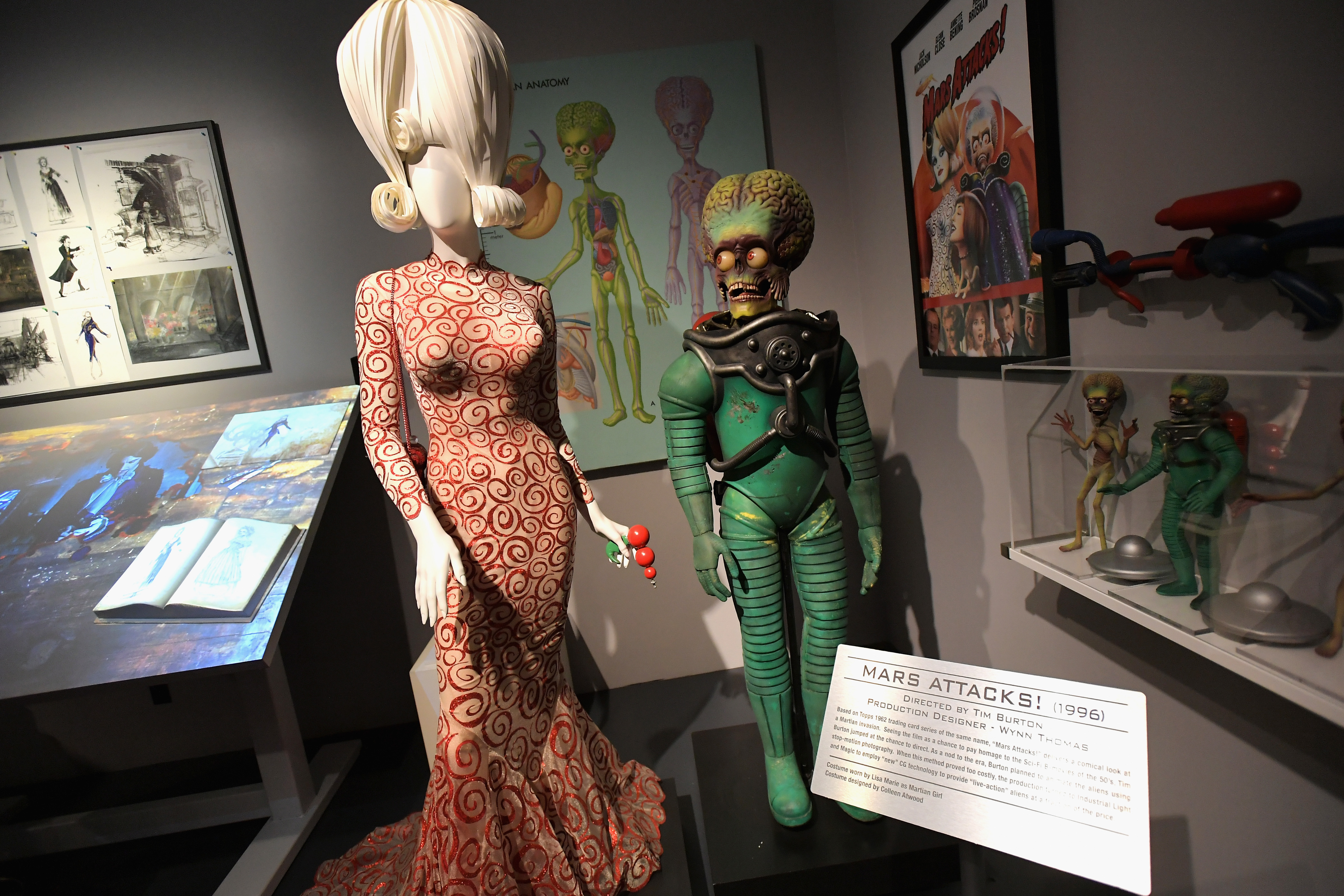 """Warner Bros. Studio Tours' """"Horror Made Here: A Festival of Frights"""""""
