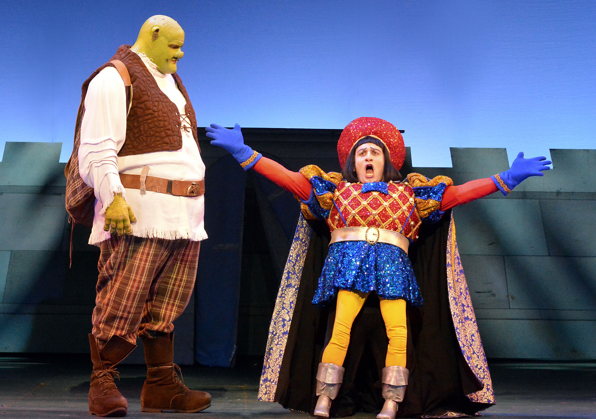 5 Star Theatricals Shrek The Musical Is Fairytale Magic Laexcites Com