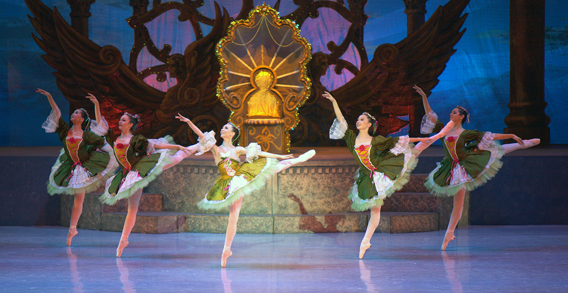 """The Nutcracker"" by the Long Beach Ballet"