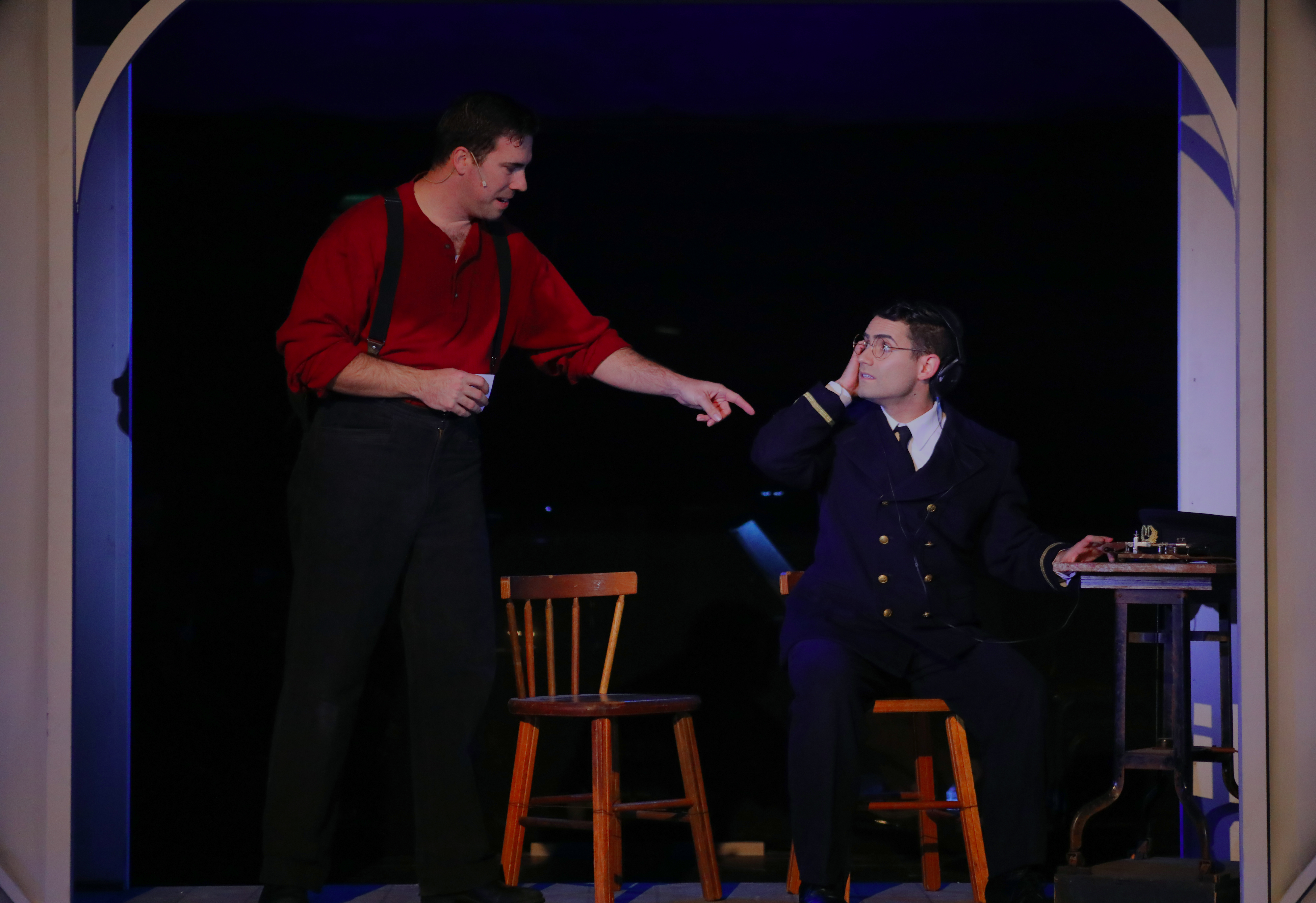 """Titanic,"" the Musical"