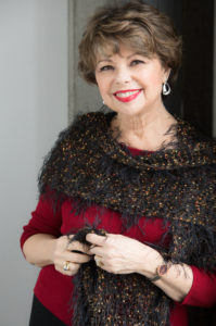 A photo of the Verdi Chorus Artistic Director, Anne Marie Ketchum