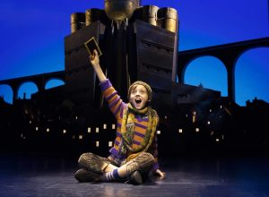 "A production photo of the national tour of ""Charlie and the Chocolate Factory,"" the new musical"