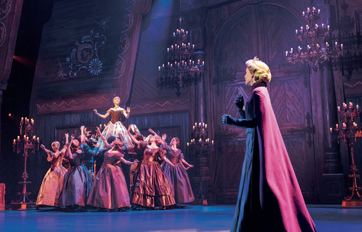 "The North American Tour of Disney's ""Frozen,"" the Musical"
